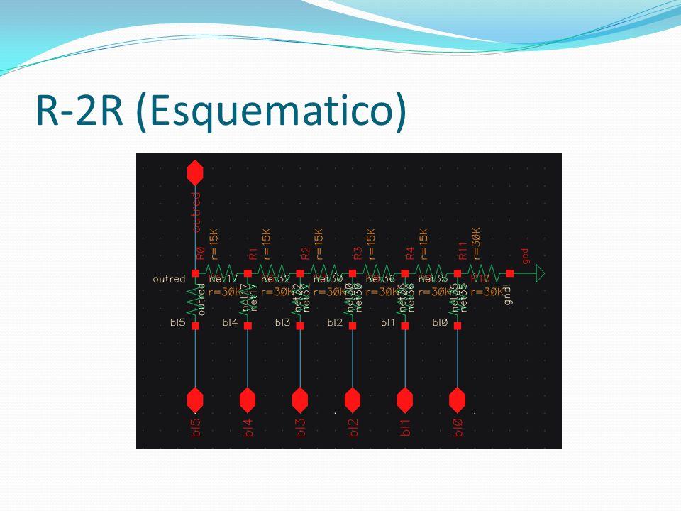 R-2R (Esquematico)