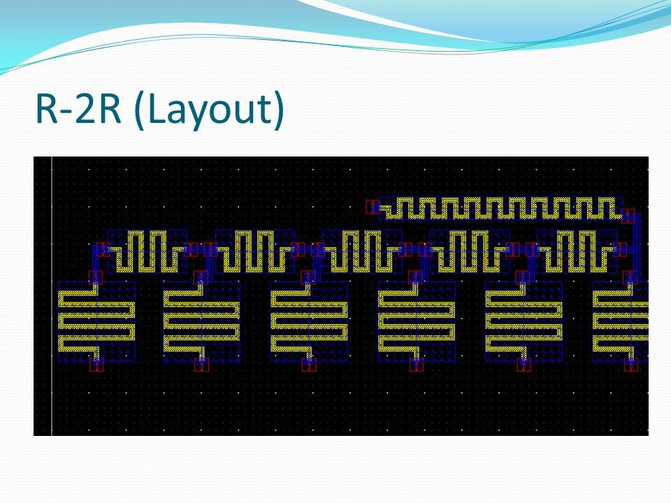 R-2R (Layout)