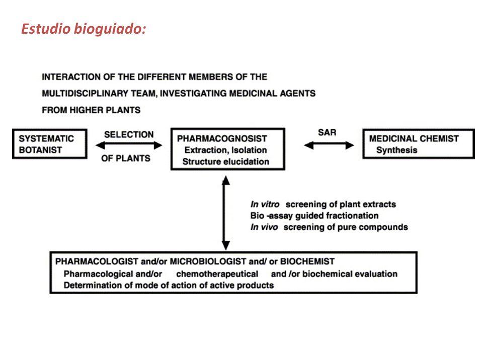 Estudio bioguiado: