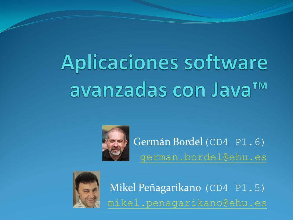 Germán Bordel (CD4 P1.6) german.bordel@ehu.es Mikel Peñagarikano (CD4 P1.5) mikel.penagarikano@ehu.es