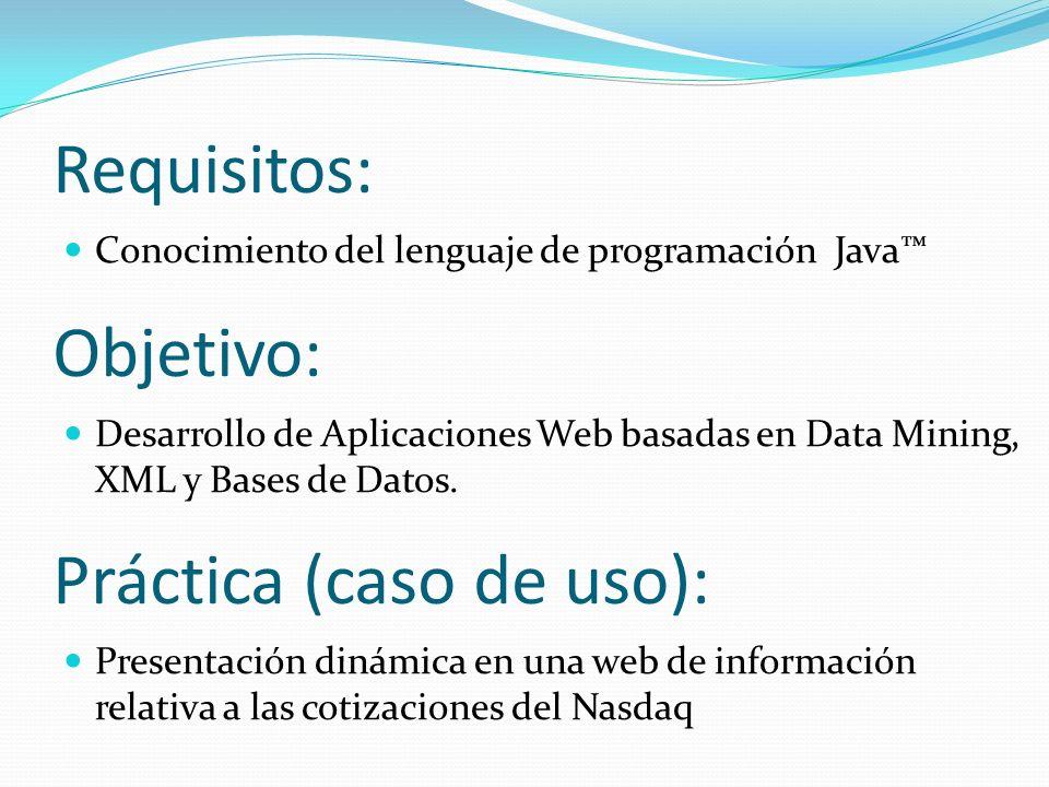 Material bibliográfico The Java Tutorials http://docs.oracle.com/javase/tutorial Java Platform, Standard Edition 7 API Specification http://docs.oracle.com/javase/7/docs/api