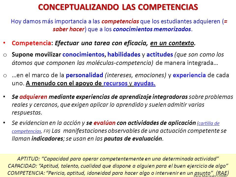 APTITUD: Capacidad para operar competentemente en una determinada actividad CAPACIDAD: Aptitud, talento, cualidad que dispone a alguien para el buen e