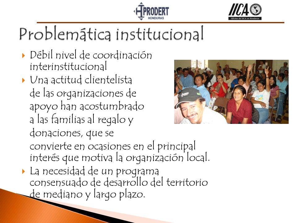Se busca dinamizar la economía, fortalecer la institucionalidad y consolidar la identidad territorial.