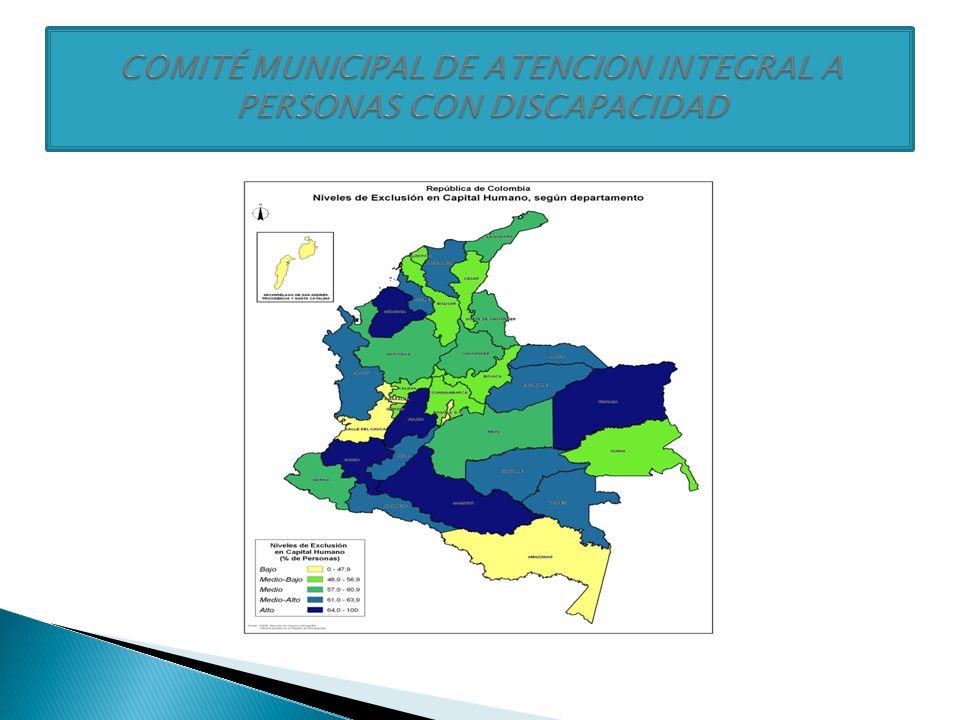 Indicador Departamental de Exclusión en Desarrollo Humano Indicador Departamental de Exclusión en Desarrollo Humano Fuente: Registro de Localización y