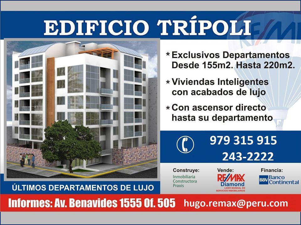 EDIFICIO TRÍPOLI