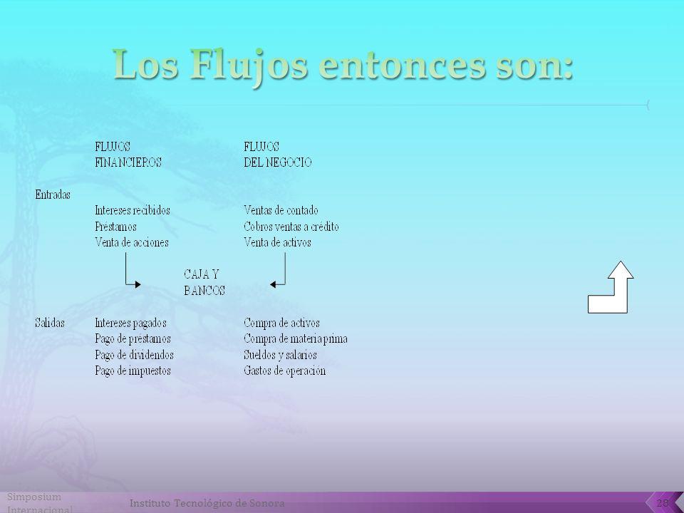 Simposium Internacional 28Instituto Tecnológico de Sonora