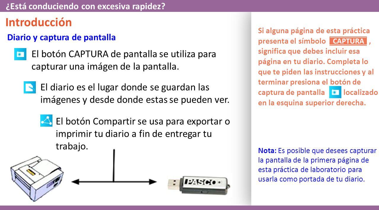 El botón CAPTURA de pantalla se utiliza para capturar una imágen de la pantalla.