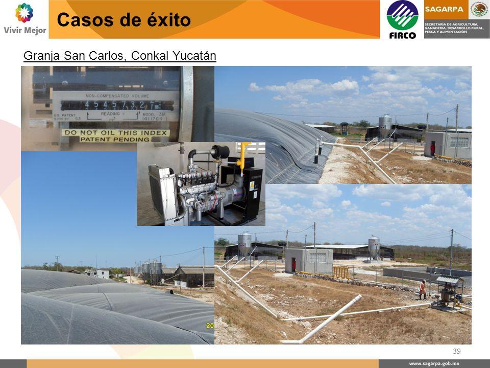 Casos de éxito Granja San Carlos, Conkal Yucatán 39