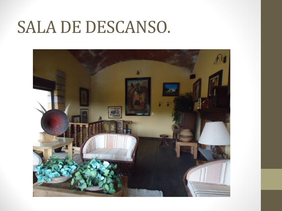 SALA DE DESCANSO.