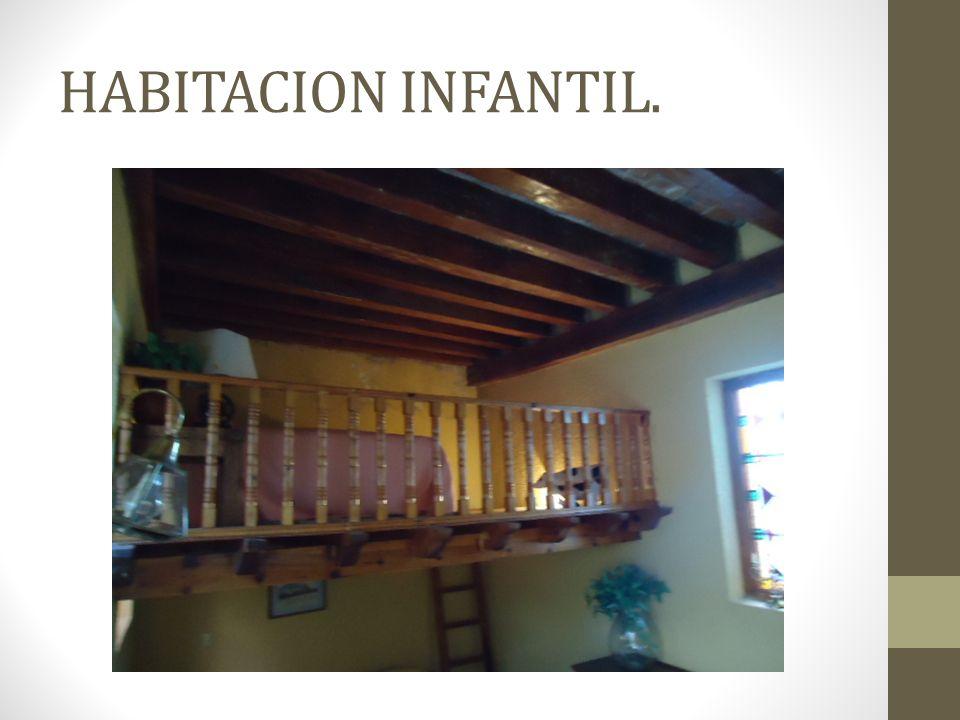 HABITACION INFANTIL.
