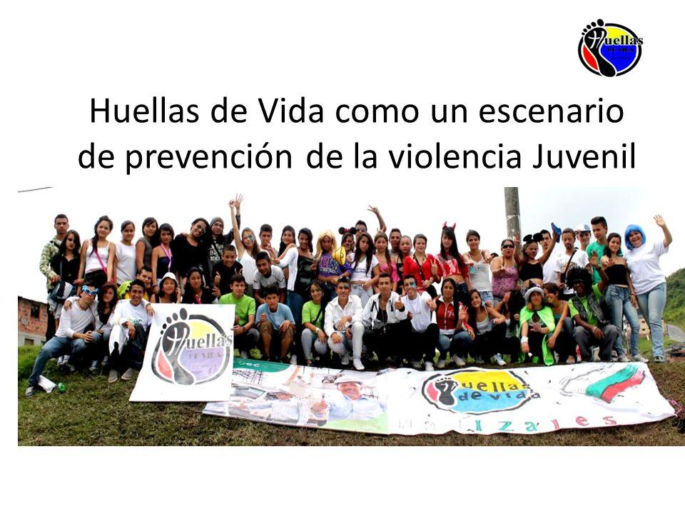 Qué ha funcionado en el trabajo con jóvenes en prevención de la violencia.