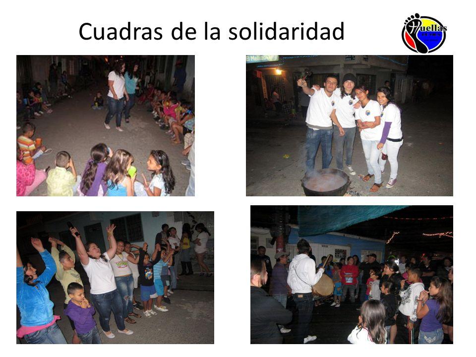 Cuadras de la solidaridad