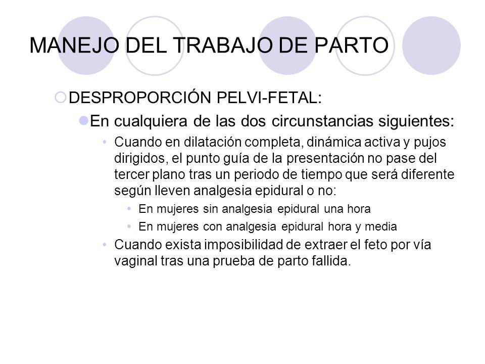 PROTOCOLO DE PARTO VAGINAL CON CST ANTERIOR EN EL HOSPITAL VIRGEN DE LOS LIROS DE ALCOI CITACIÓN DE LAS PACIENTES : Las pacientes con cesárea anterior que acuden a la última ecografía en la consulta nº 14 de dicho hospital serán remitidas a la consulta de fisiopatología fetal en la sem 36 de 12:00 a 14:00h para realizar una entrevista con el obstétra responsable, el cual valorarási procede cesárea electiva o por el contrario se puede intentar un parto vaginal, se le explicarán los riesgos y beneficios de una u otra opción y se firmará el CI.