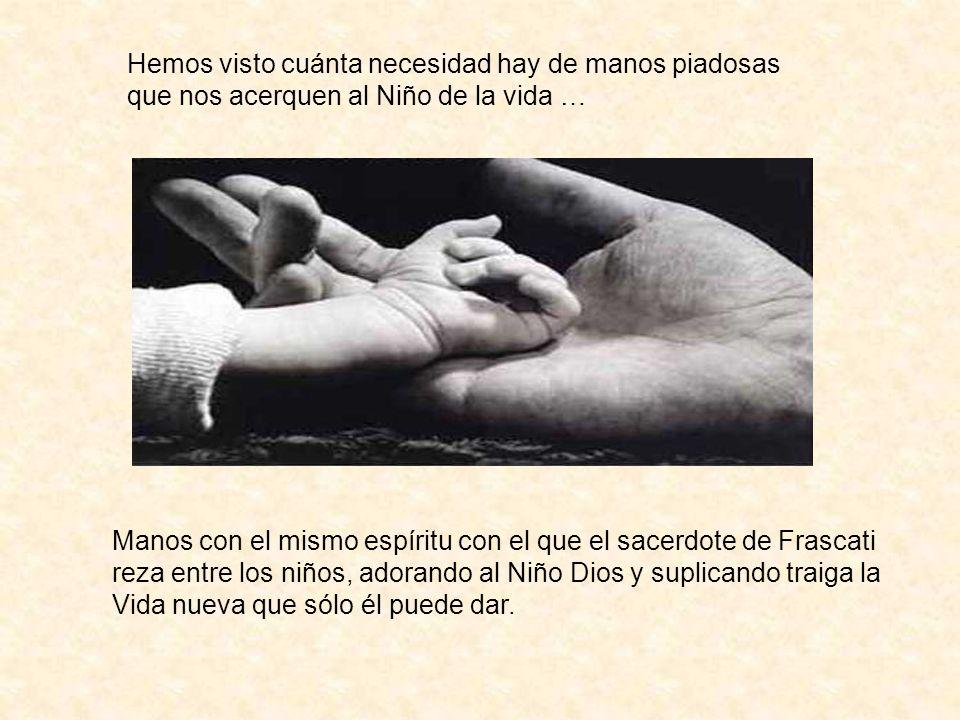 Por la unidad de las familias.
