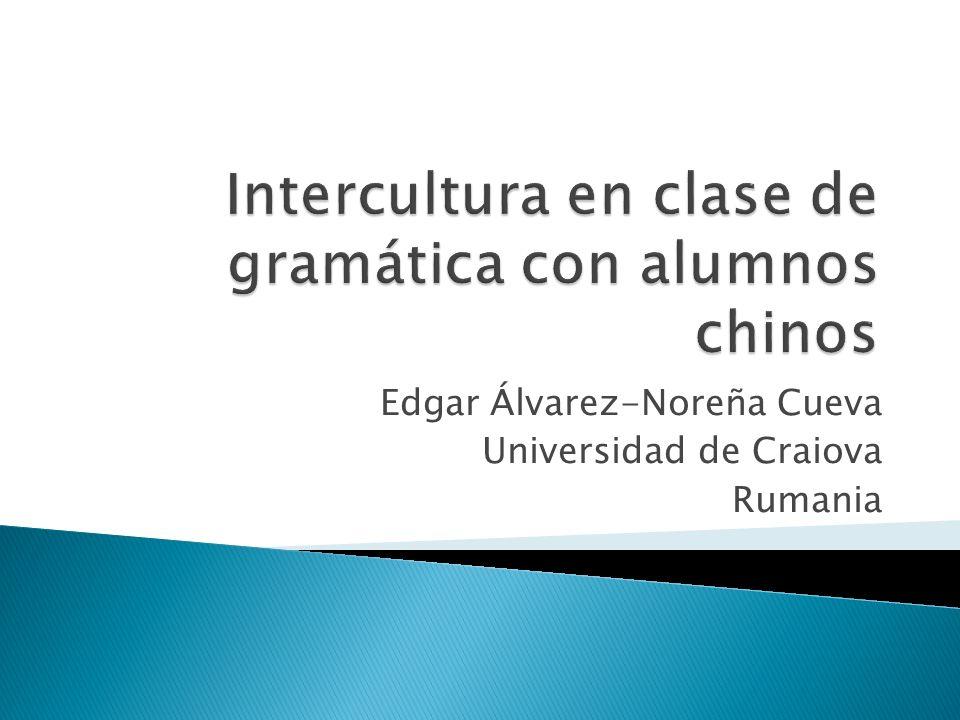 Edgar Álvarez-Noreña Cueva Universidad de Craiova Rumania