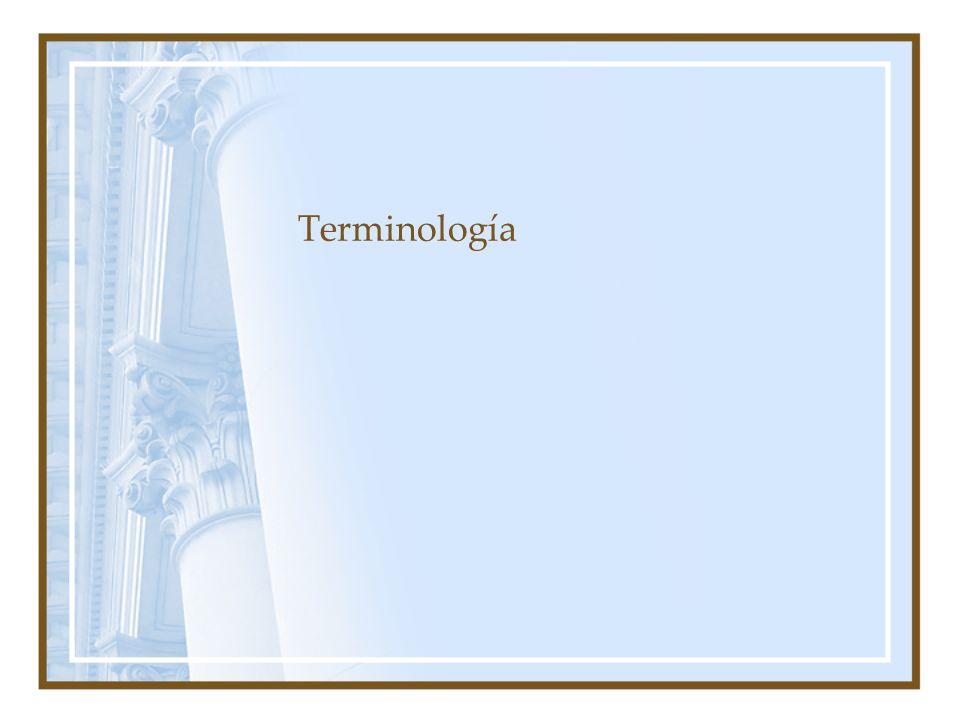 Dada a la confusión: –Desarrollo tardío de la nomenclatura y la semiología en comparación con otras patologías como la esquizofrenia –Desacuerdo entre expertos, modas diagnósticas, patologización de lo cotidiano.