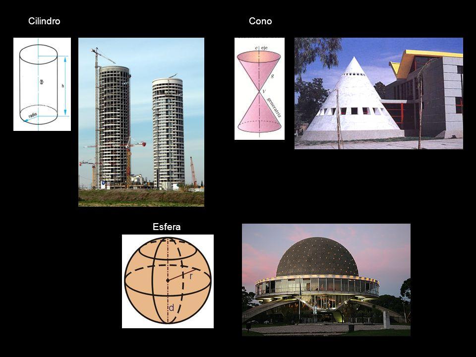 Cilindro Esfera Cono