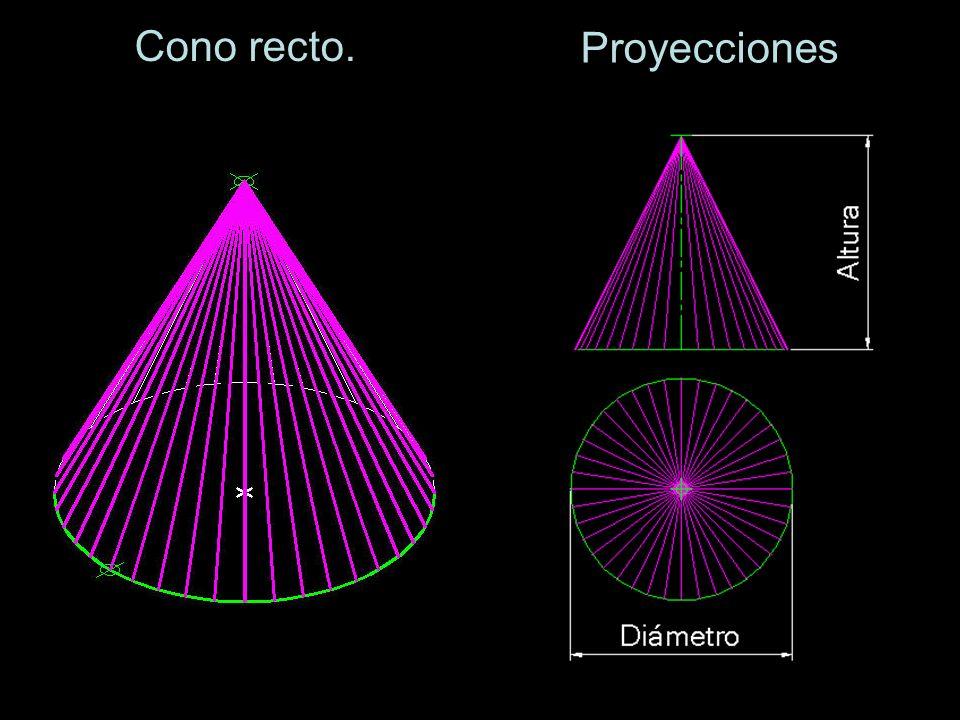 Secciones planas en esfera Sección única con cualquier plano secante: CIRCUNFERENCIA DEMOSTRACIÓN DE QUE LA SECCIÓN ES UNA CIRCUNFERENCIA Datos: - plano alfa con sección plana en la esfera - recta (n) perpendicular al plano alfa que pasa por el centro de la esfera Tesis: 1- la sección de alfa es una circunferencia 2- la recta normal al plano que pasa por el centro de la esfera, pasa por el centro de la sección circular.