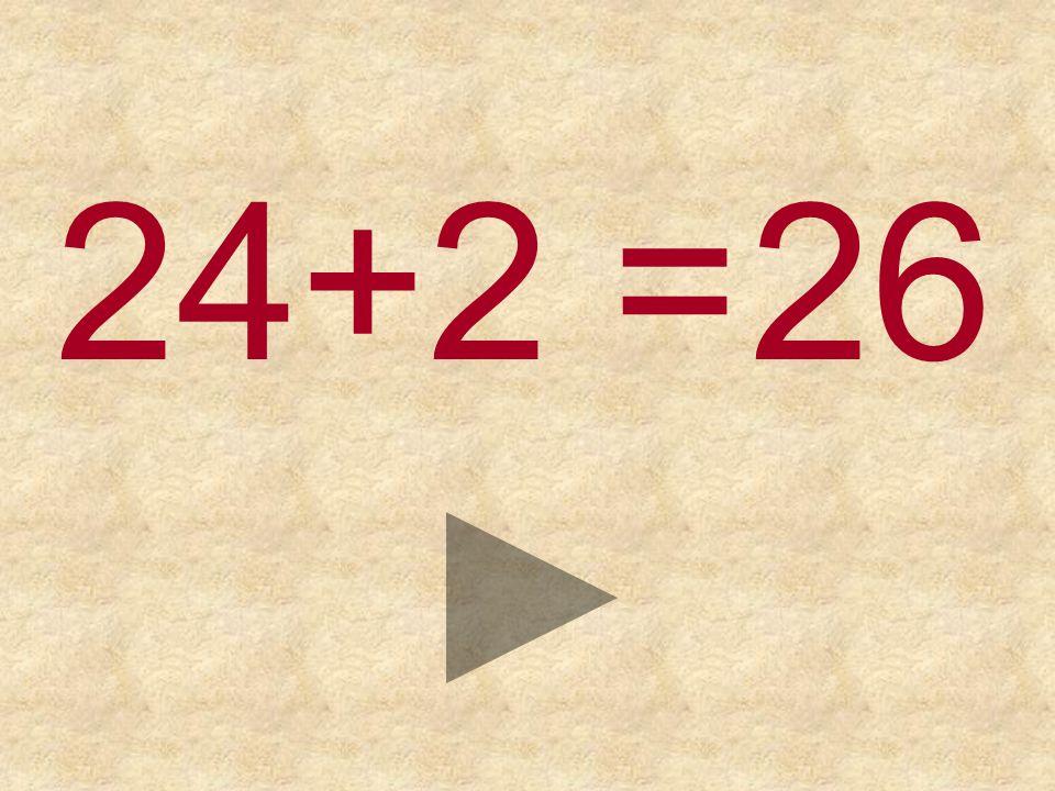 24+2 = 252726