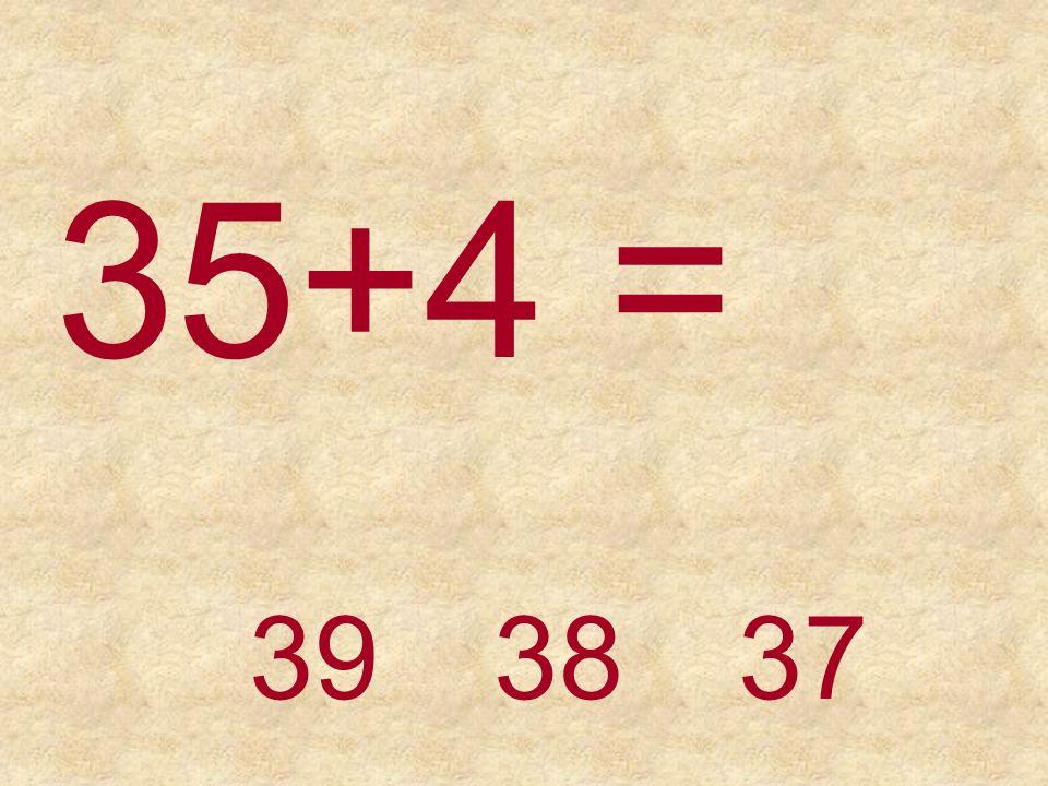 32+2 =34