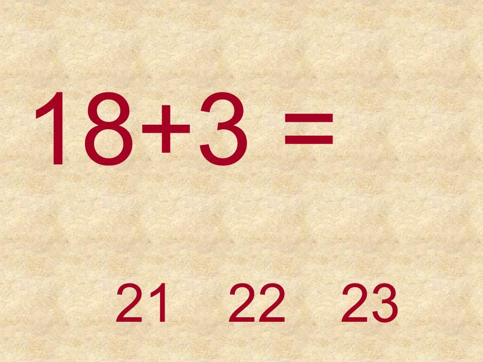 29+4 =33