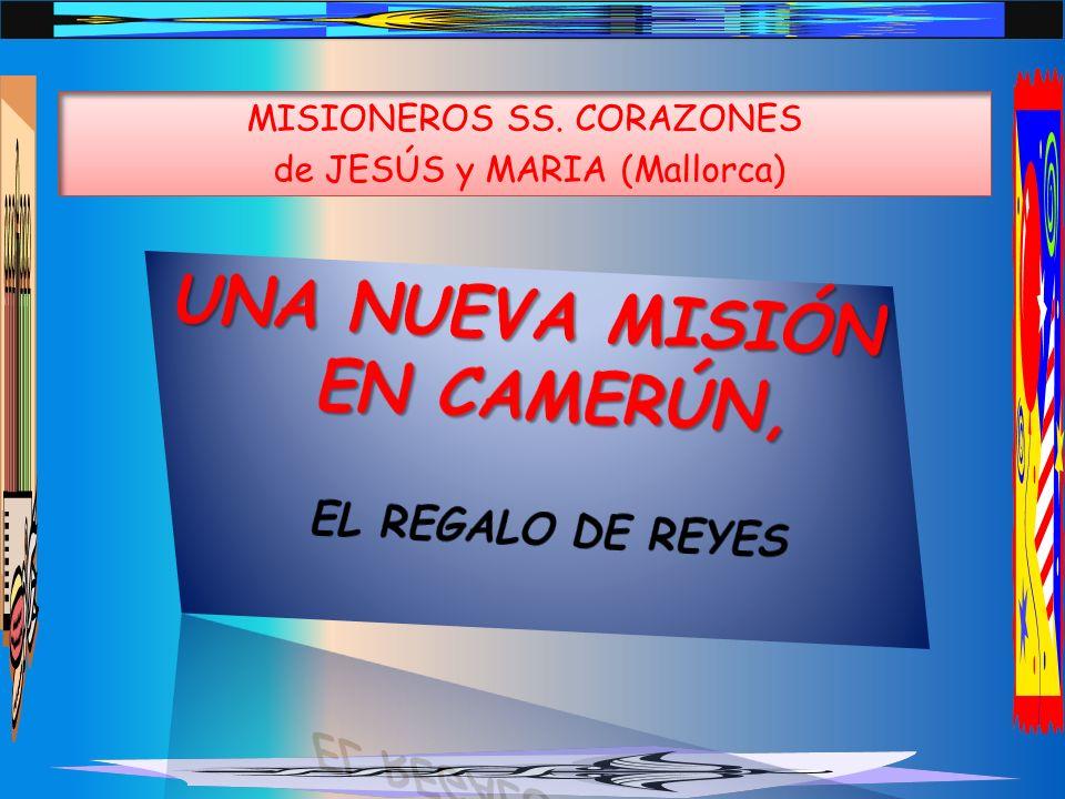 Organización diocesana Nuestros dos Misioneros están en período de prueba.