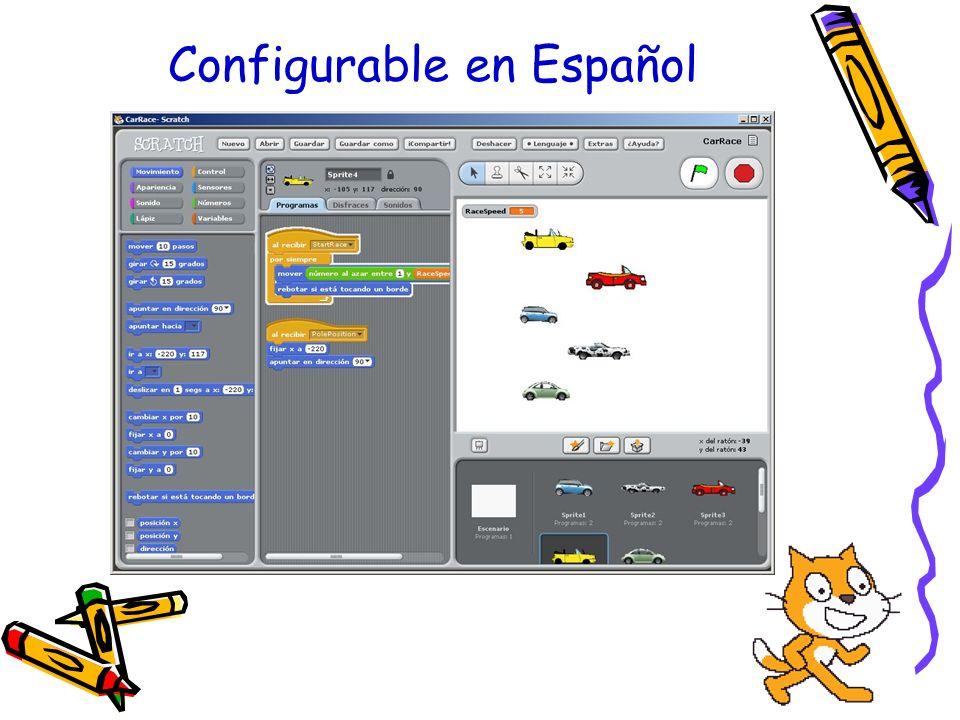 Configurable en Español
