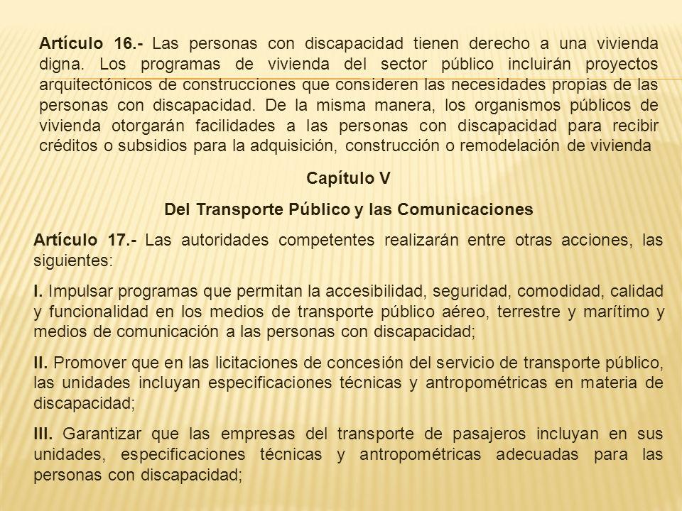 A nivel nacional... TIPOS DE DISCAPACIDAD Y PORCENTAJES