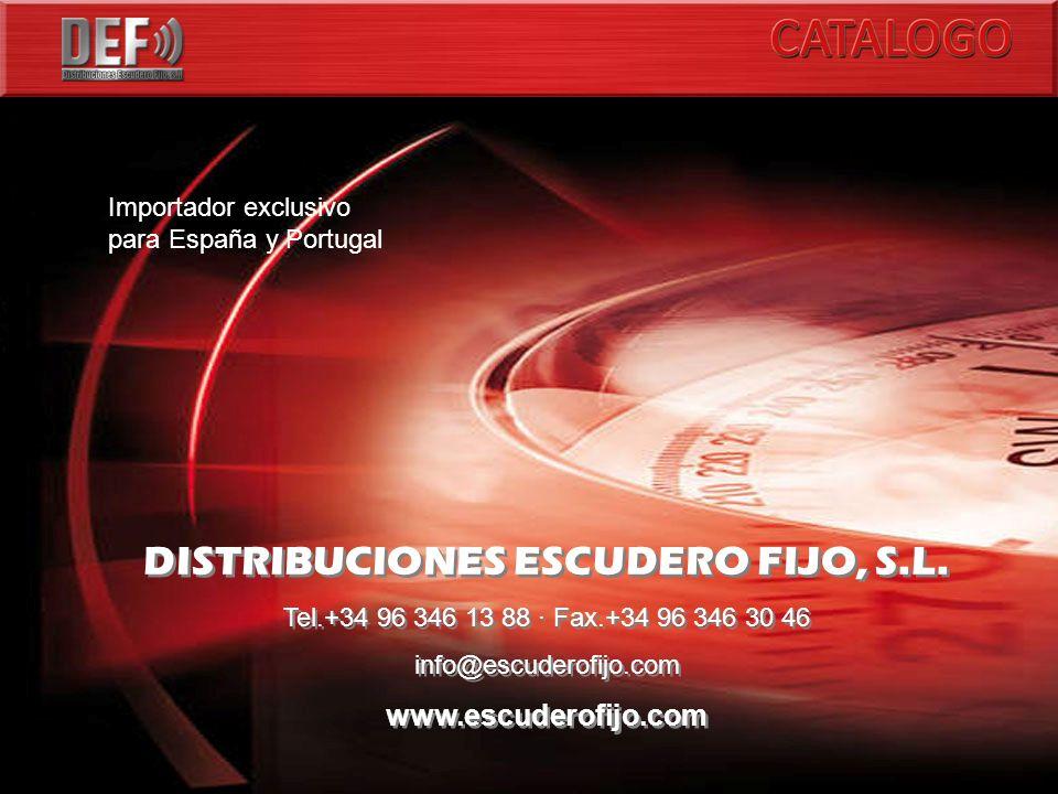 DISTRIBUCIONES ESCUDERO FIJO, S.L.