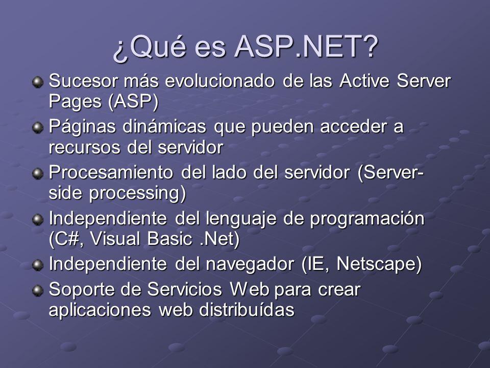 ¿Qué es una Aplicación Web.