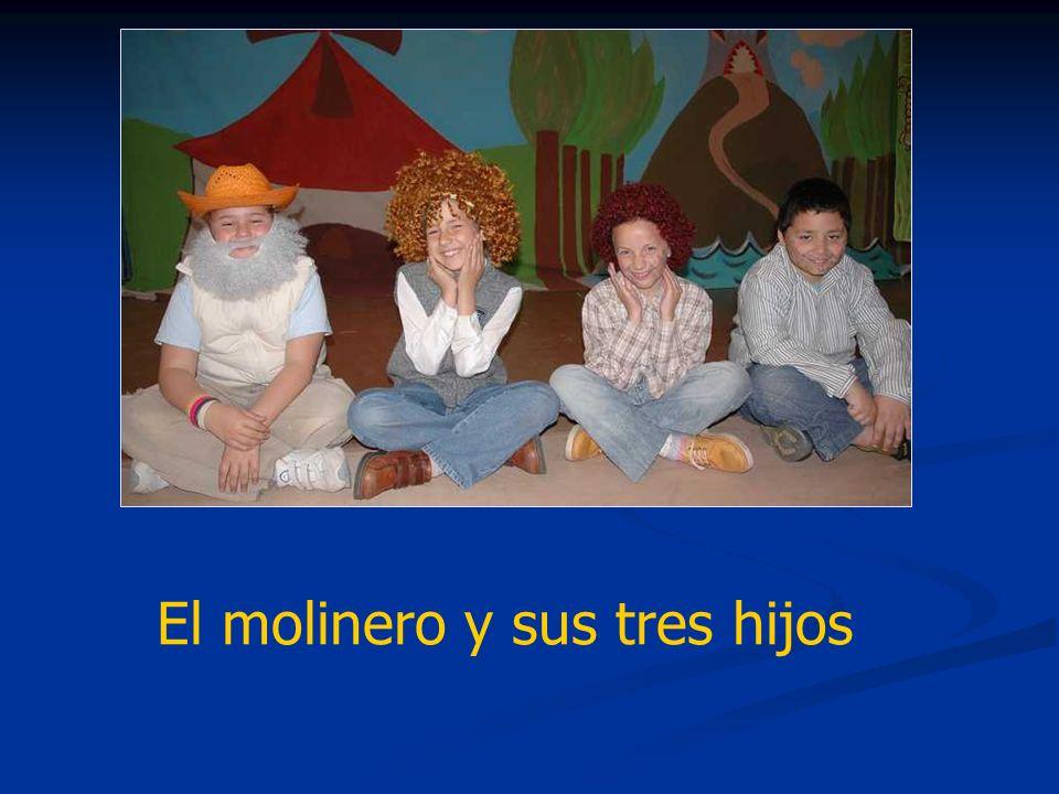 El molinero y sus tres hijos