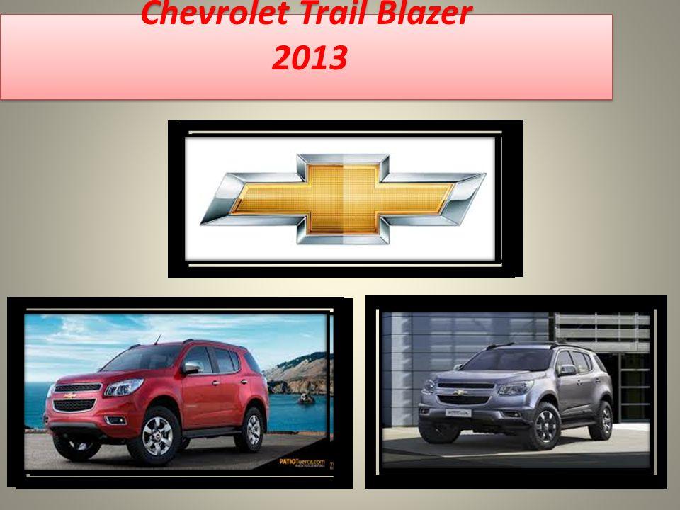 Nueva Chevrolet TrailBlazer EXPLORA EL MUNDO A TU MANERA