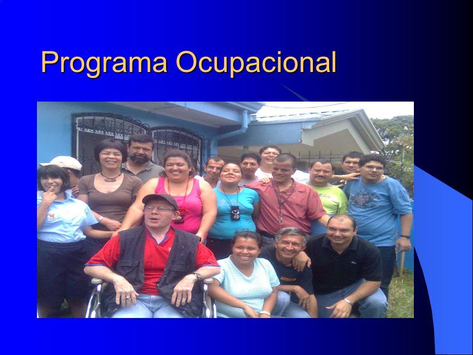 Programa Ocupacional
