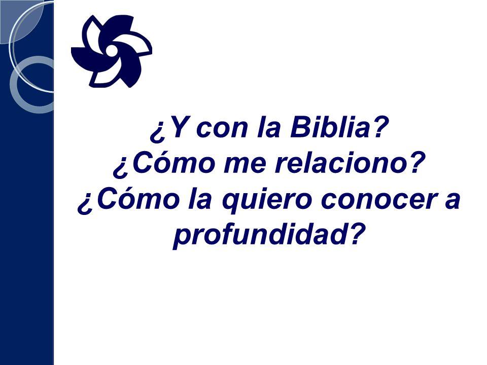 Yo social ¿Cómo es mi amistad con Dios y con la Biblia? Yo real Yo - Tú Nosotros/as
