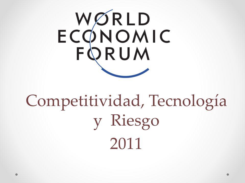 Competitividad, Tecnología y Riesgo 2011