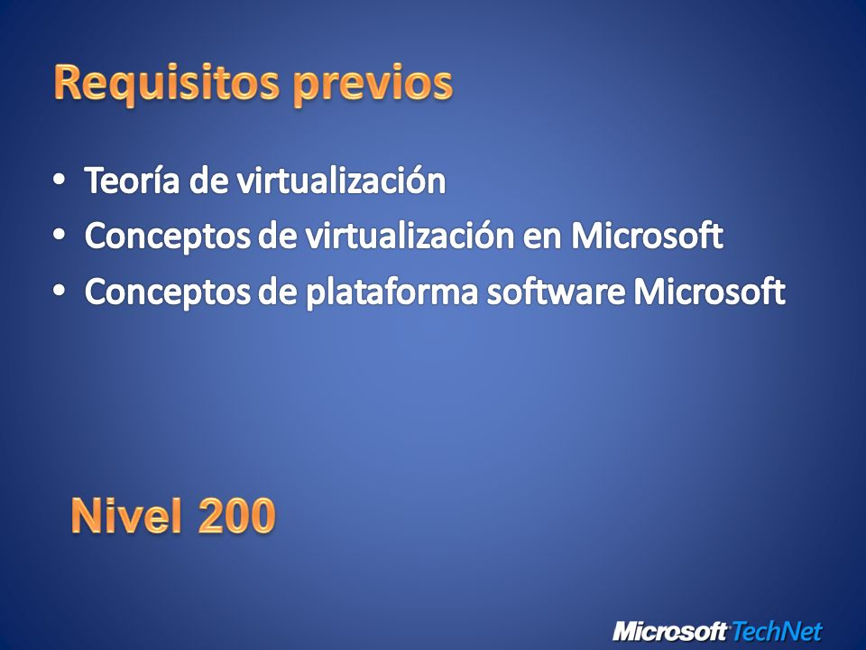 Virtual PC 2007: – Use single host CPU Single thread for all VMs – Single CD ROM drive – NAT support – Unlimited networks Using host (loopback) adapters Only in VPC2007: – Sound card (VM) – Folder Sharing – Drag-and-drop – Copy / Paste