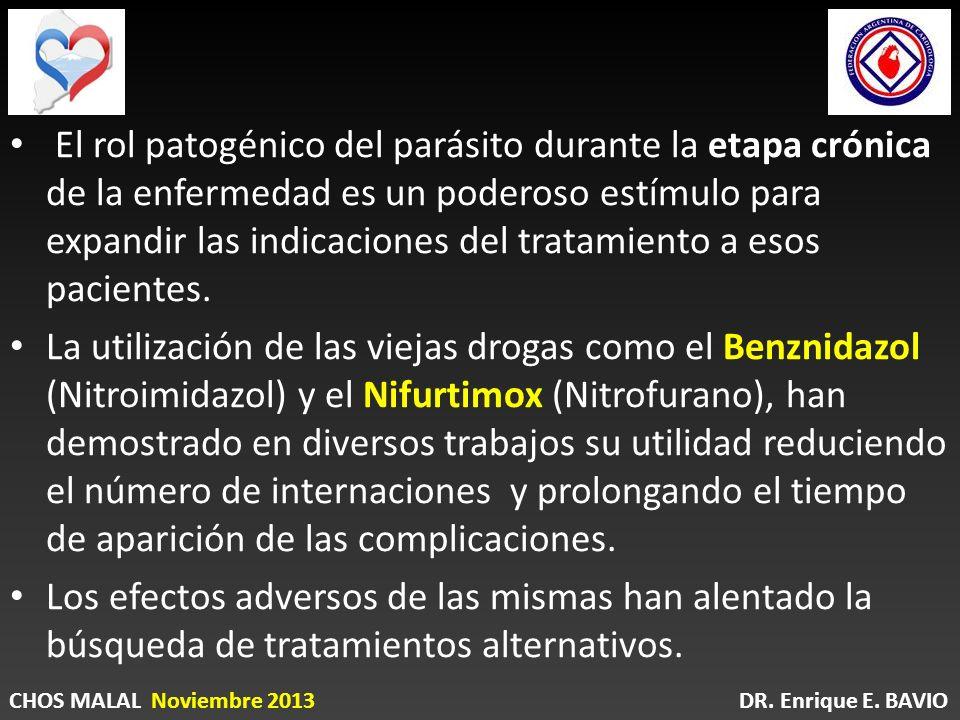 Nuevas drogas tiazol derivadas (inhibidoras de la síntesis del ergosterol), como el Itroconazol, el Posaconazol o el Ravuconazol (actualmente en fase II de experimentación),ya conocidas por su acción antimicótica, se han experimentado solas o en combinación con el Benznidazol o el Nifurtimox a menores dosis buscando atenuar los efectos adversos de las mismas.