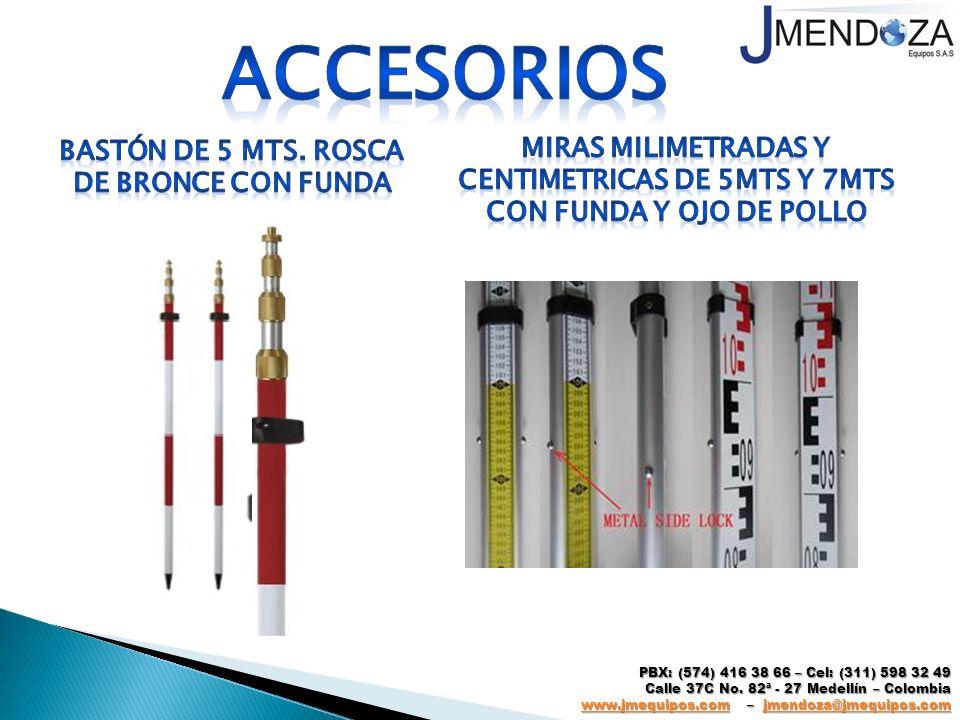 PBX: (574) 416 38 66 – Cel: (311) 598 32 49 Calle 37C No. 82ª - 27 Medellín – Colombia www.jmequipos.comwww.jmequipos.com – jmendoza@jmequipos.com jme