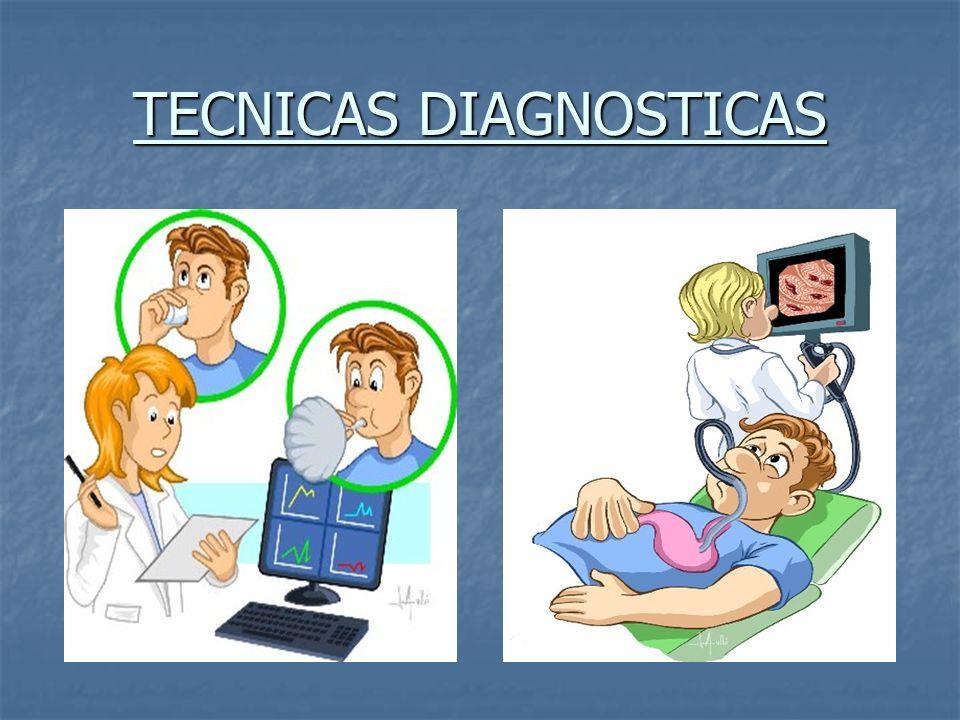 TECNICAS DIAGNOSTICAS