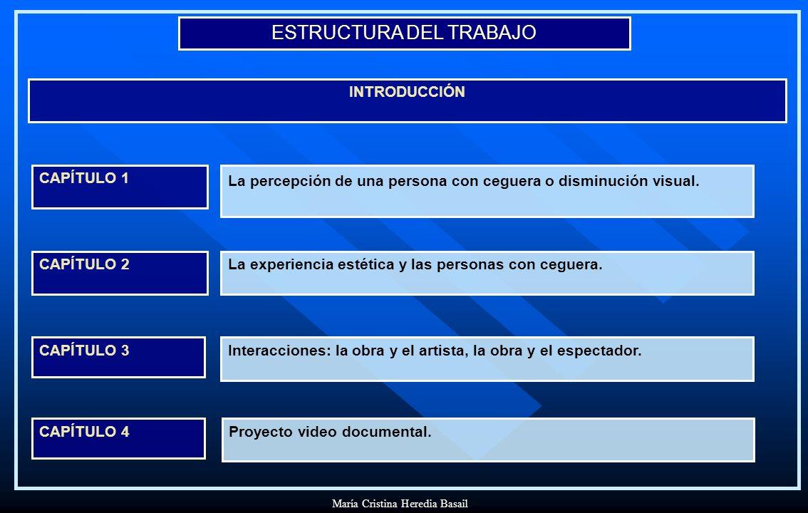 INSTRUMENTOS DE RECOLECCIÓN DE LA INFORMACIÓN PRIMARIA Entrevistas a personas con ceguera.