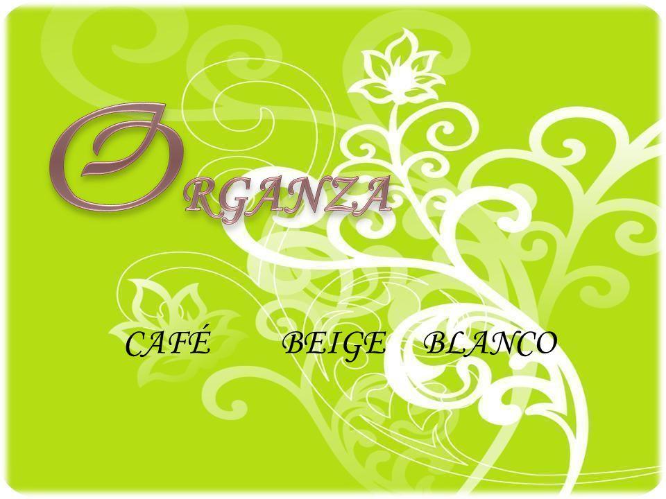 CAFÉ BEIGE BLANCO