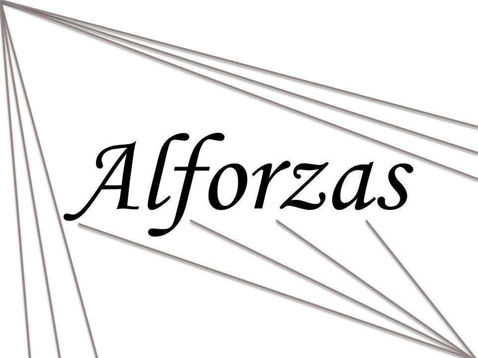 Alforzas