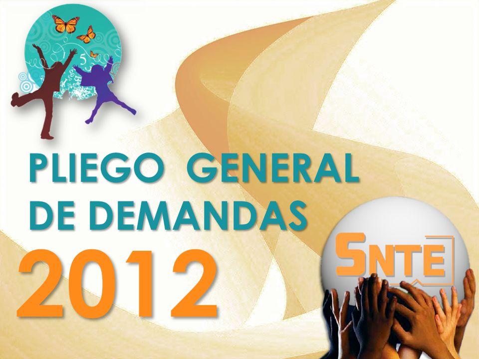 PRESUPUESTO DE EGRESOS DE LA FEDERACIÓN 2012 550 millones para creación de plazas.