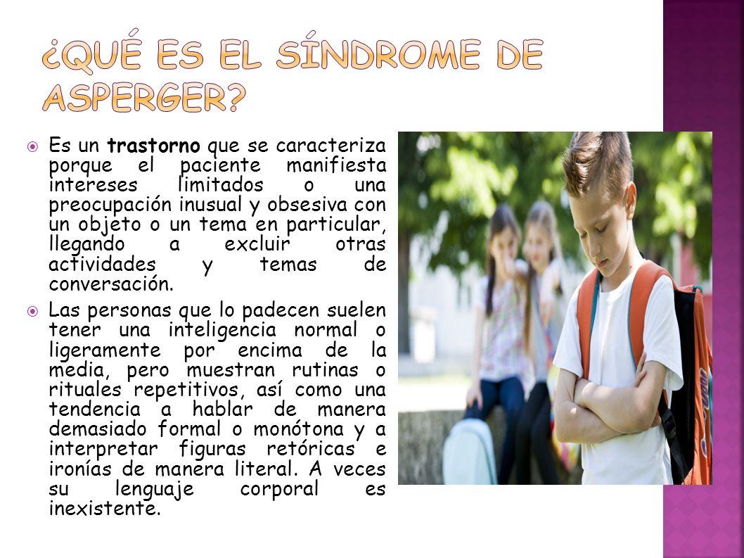 Síndrome de Asperger - Wikipedia, la enciclopedia libre es.wikipedia.org/wiki/Síndrome_de_Asperger Síndrome de Asperger - Wikipedia, la enciclopedia libre FEDERACION ASPERGER ESPAÑA www.asperger.es FEDERACION ASPERGER ESPAÑAwww.asperger.es ¿Cómo son los asperger.