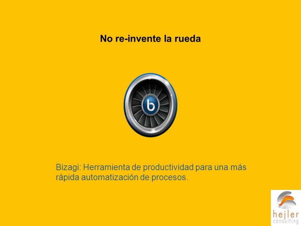 Bizagi: Herramienta de productividad para una más rápida automatización de procesos.
