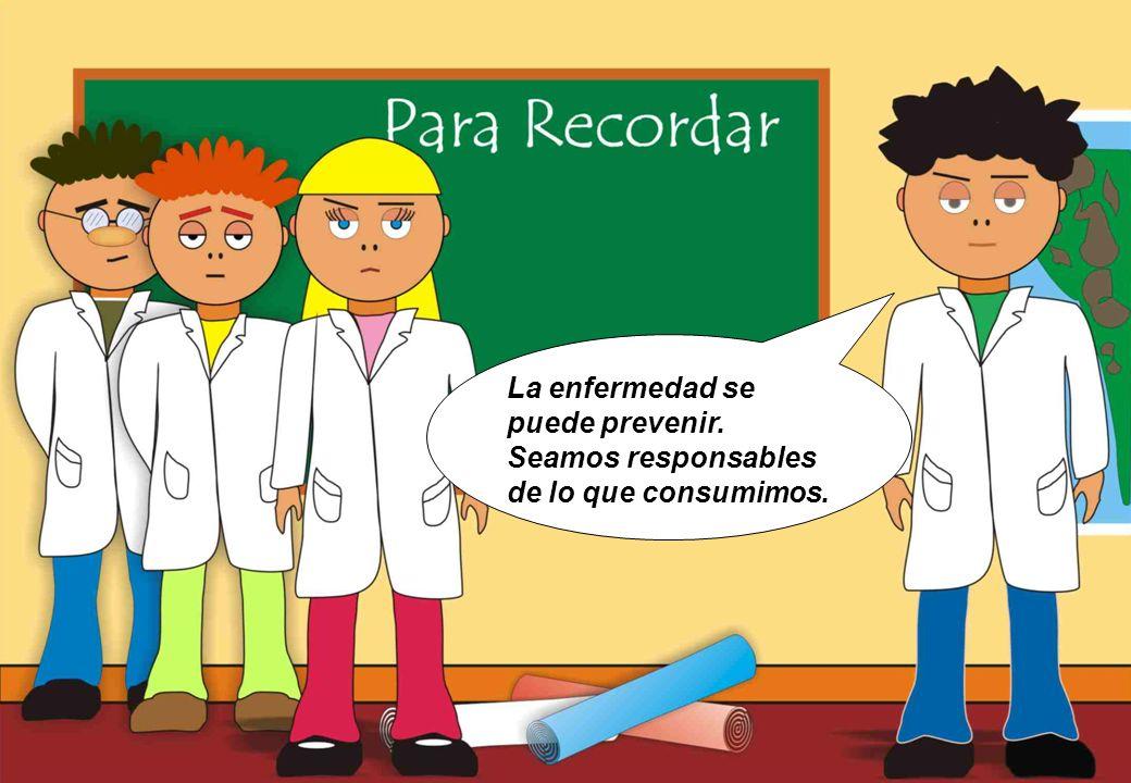 Realizado por Ricardo Bruno – Marzo de 2010 La enfermedad se puede prevenir.