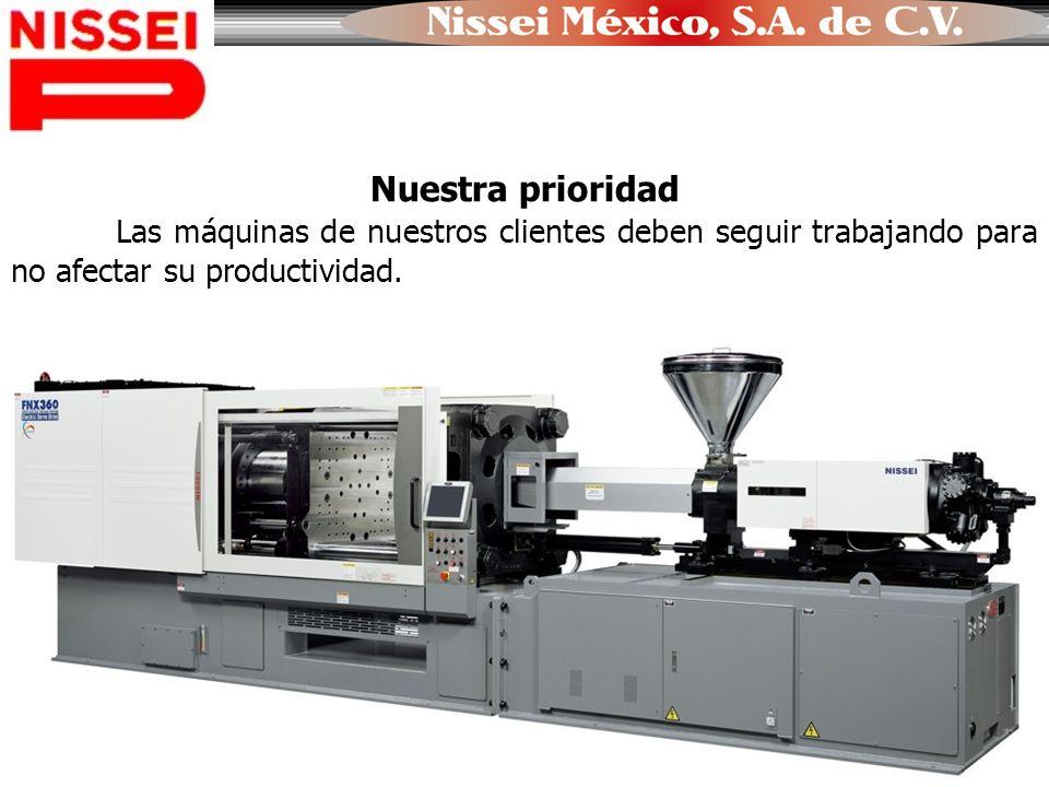 Nuestro servicio técnico especializado de Japón en México, con todo el respaldo de nuestro corporativo para satisfacer las necesidades de nuestros clientes a largo plazo.
