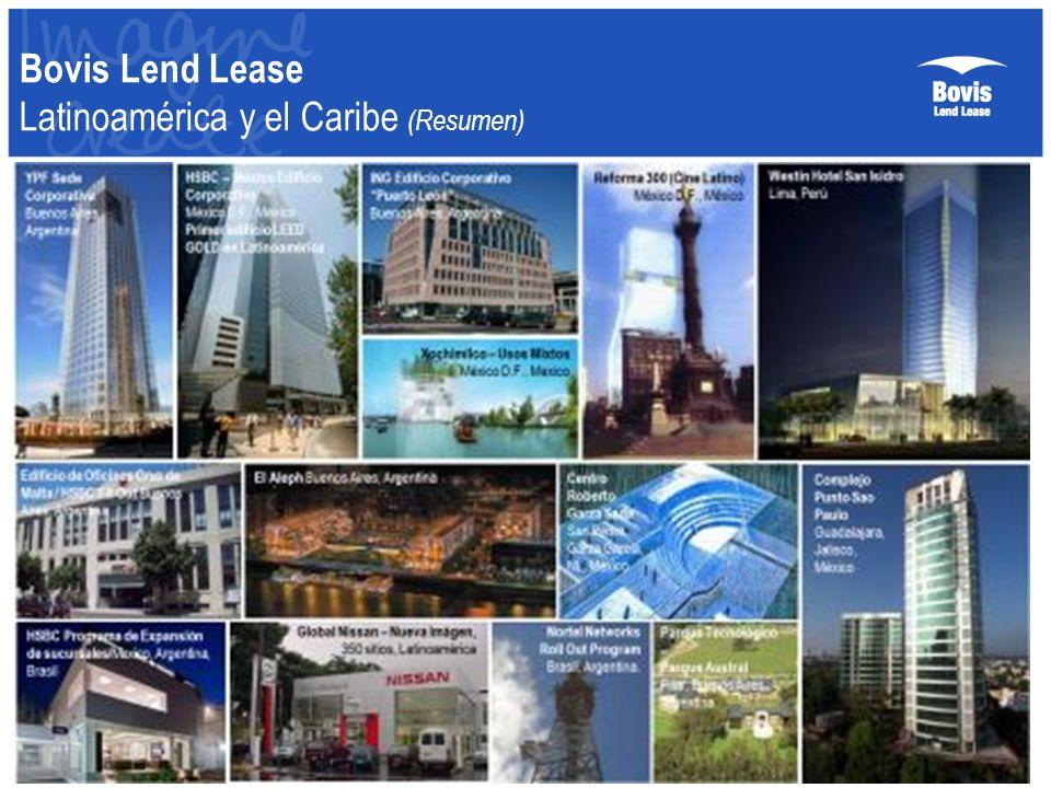 Bovis Lend Lease Latinoamérica y el Caribe (Resumen)