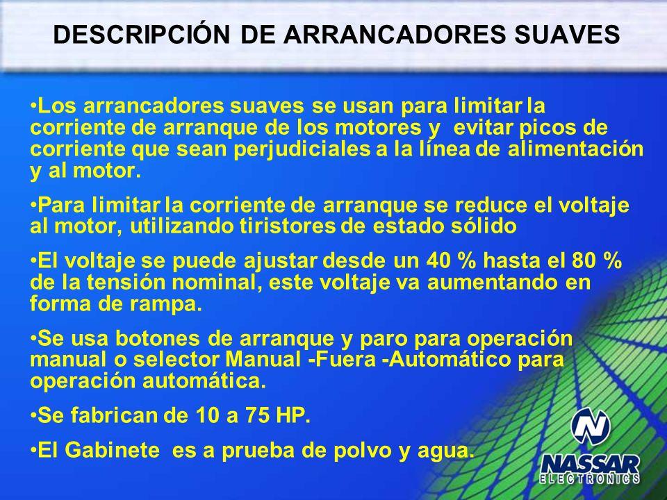 INFORMACIÓN DE FALLAS EN LA PANTALLA
