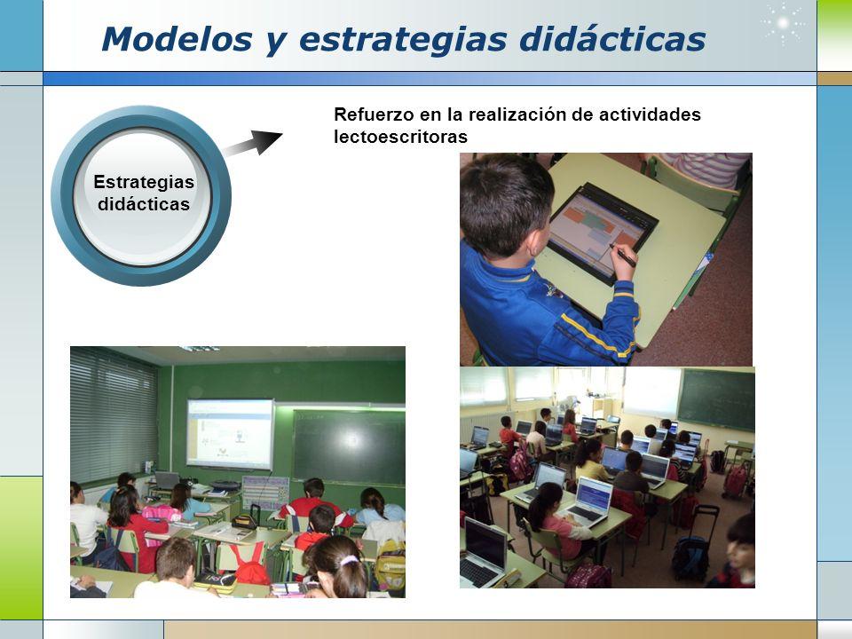 Modelos y estrategias didácticas Estrategias didácticas Realización de tareas online desde diversas plataformas